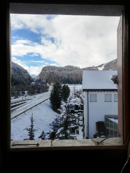 Studio room at 3,5 km Sankt Moritz, Ferienwohnung in Bever