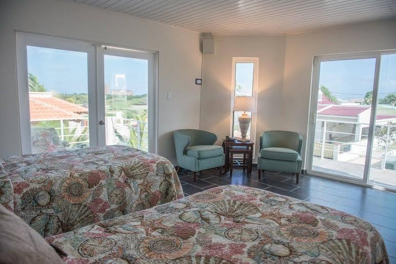 Expansive Views from 2nd floor sleeping / lounging area!