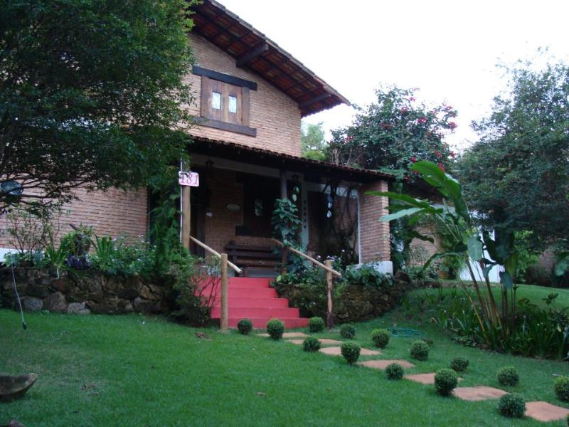 Sítio ou Pousada Villa Piemonte - Visite Inhotim e entornos, alquiler vacacional en Brumadinho