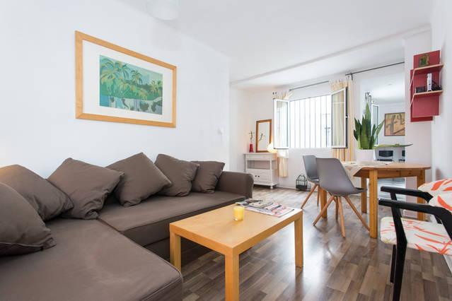 Appart. centre Seville wifi AC, vacation rental in San Jose de La Rinconada