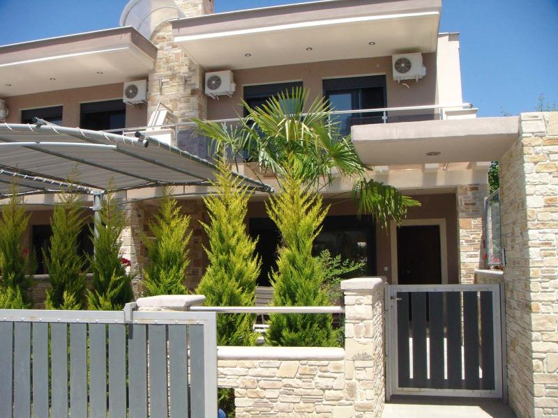 Kristina Villa, vacation rental in Hanioti