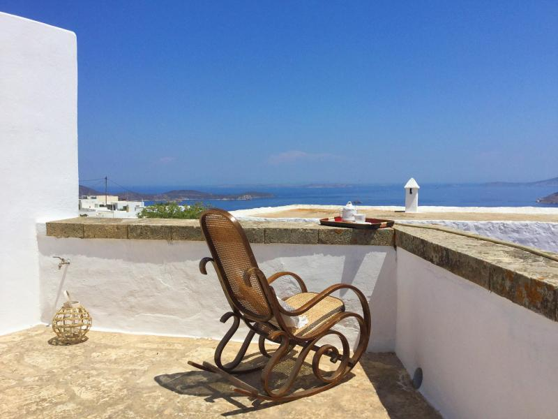 Penelope Mansion Chora Patmos, casa vacanza a Grikos