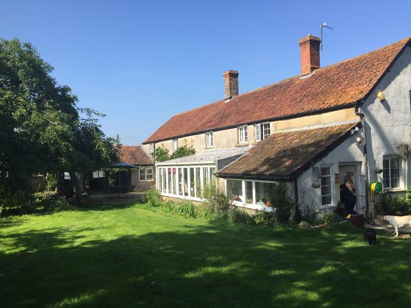 Monk's Dairy House; the perfect rural retreat in the heart of Somerset