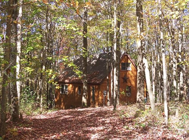 Beautiful secluded cabin. Come relax and leave your troubles behind.