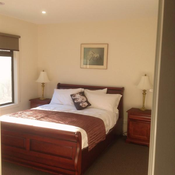 Master Bedroom with ensuite and own TV