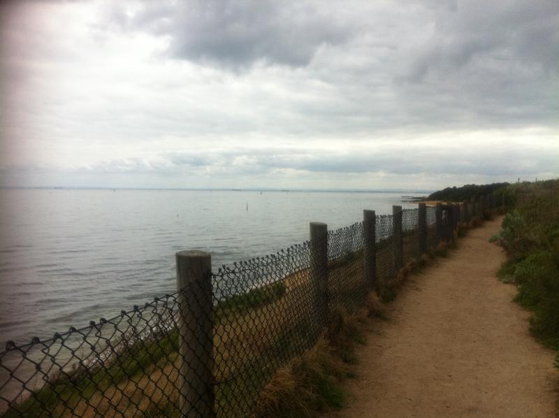 Bayside Clifftop Walk- North to St.Kilda & Port Melbourne
