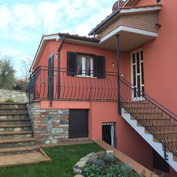 Il Borgo di Silvio, holiday rental in Fabro Scalo
