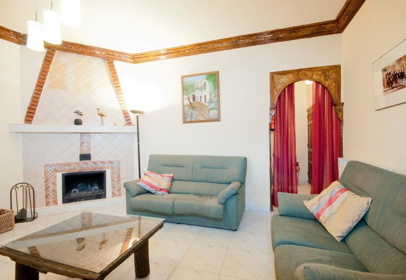 Nice Villagehouse 4 to 6 people in Pitres |Alpujarras |Nat. Park Sierra Nevada – semesterbostad i Torvizcon