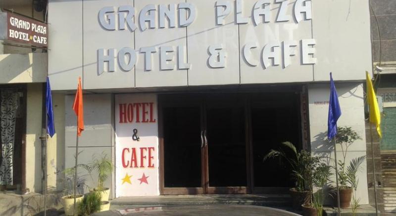 grand plaza hotel& cafe, casa vacanza a Rohtak District