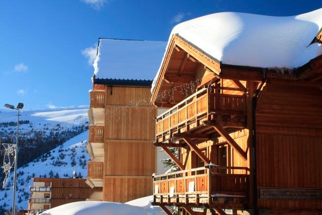 louer appart L'Alpe-d'Huez Chalet Hermione