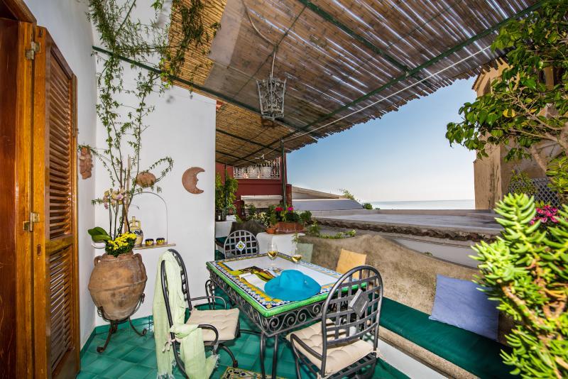 casa knight beach house, alquiler de vacaciones en Positano
