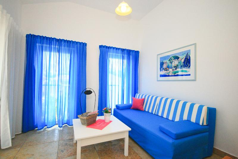 Adorami Apartments A3, location de vacances à Baska