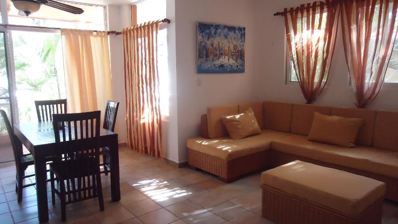 Caribbean style decor