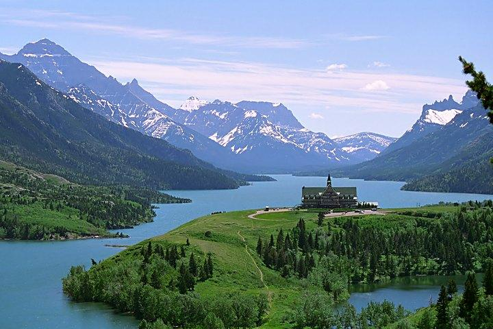 Prince of Wales Hotel, Waterton, Canada