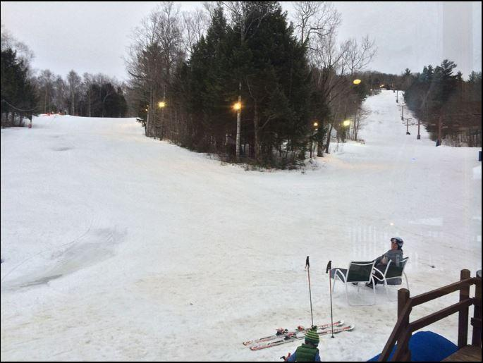 Waterville Ski Mountain Runs