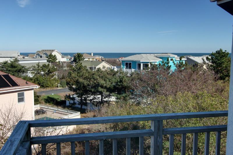 The view from the third story deck