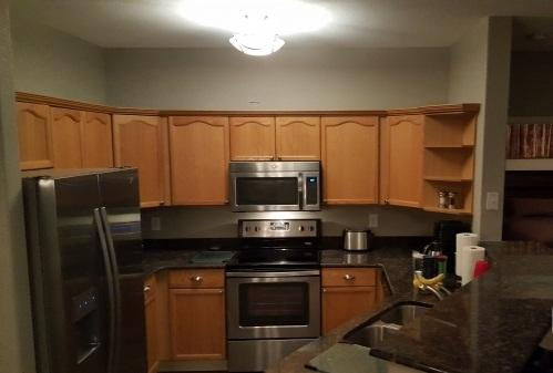 LUXURY ALL NEW 2 BED, 2BATH CONDO WITH COVERED PARKING
