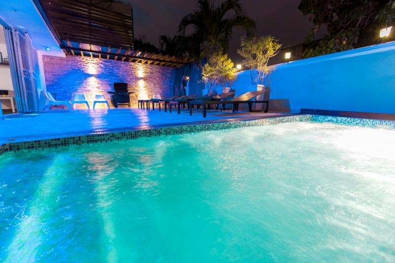 pool & teracce