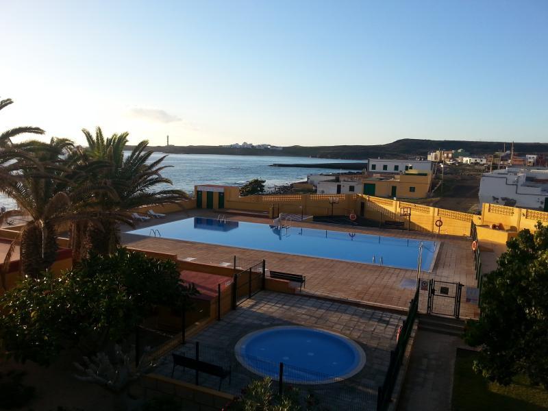 Apartment with nice seeview, vakantiewoning in Poris de Abona