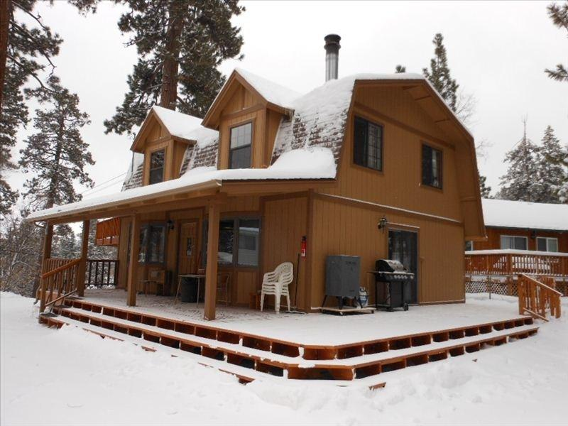 The perfect base for all your Big Bear adventures!