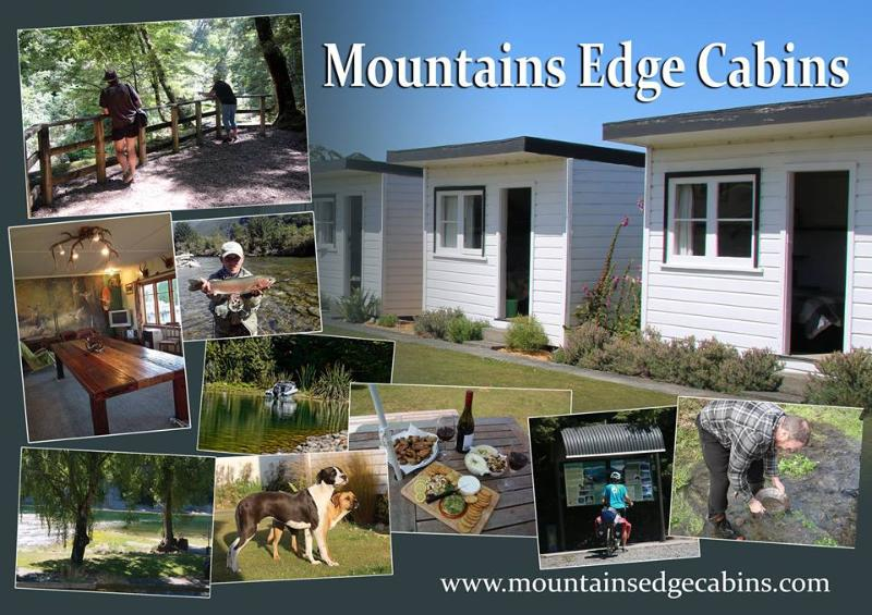 Mountains Edge Cabins, location de vacances à Fiordland National Park