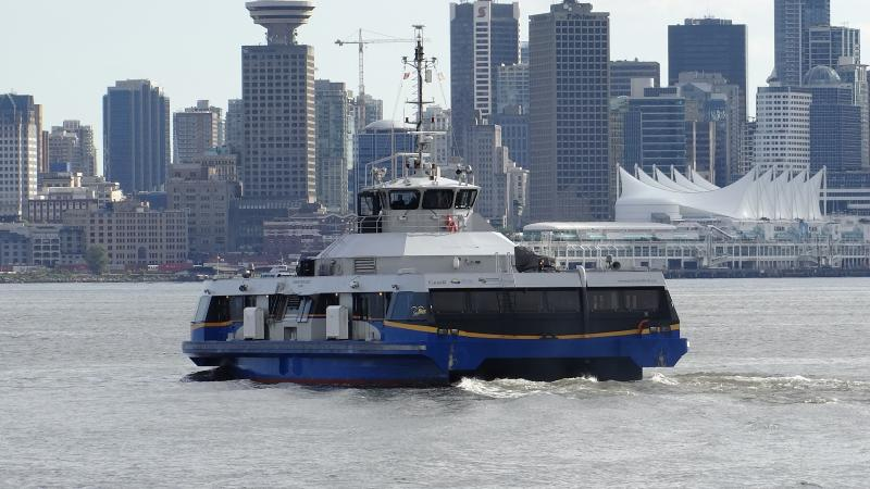 Nearby Lonsdale Quay Seabus connects you to beautiful downtown Vancouver