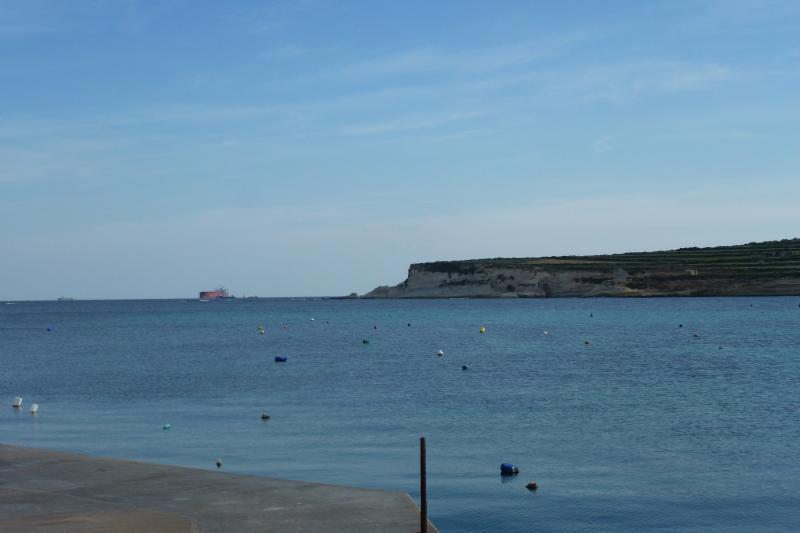 St Thomas Bay a Marsascala.
