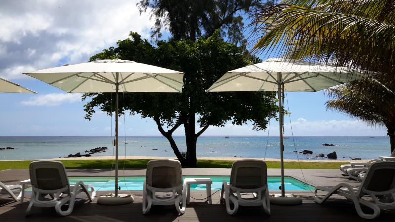 Mauritius-Trou Aux Biches-Black Reef 5* 2b Aprt, holiday rental in Pamplemousses District