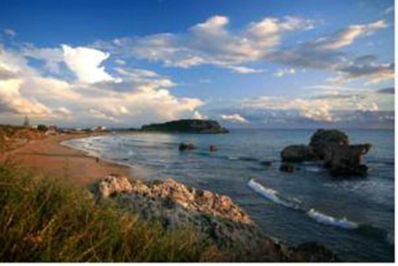 licata beach piluscia