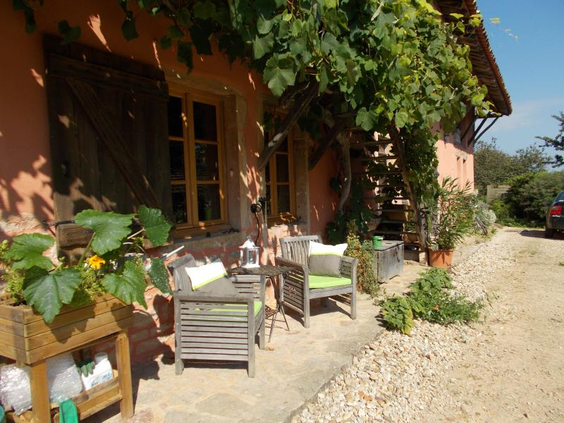 LA CASSINETTE, vacation rental in Romenay