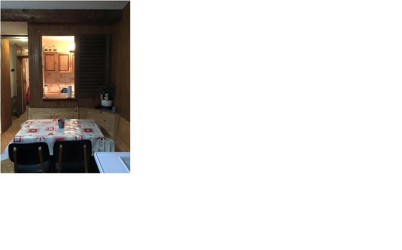 Studio 6 couchages 30 m2 Orcières Merlette, location de vacances à Orcières
