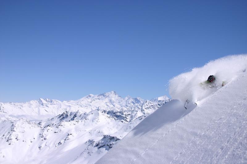 Riders' Nest: Amazing off-piste skiing
