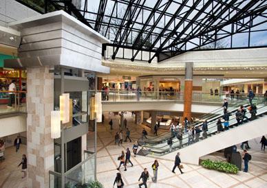 Rideau Shopping Center - 10 Minute Walk