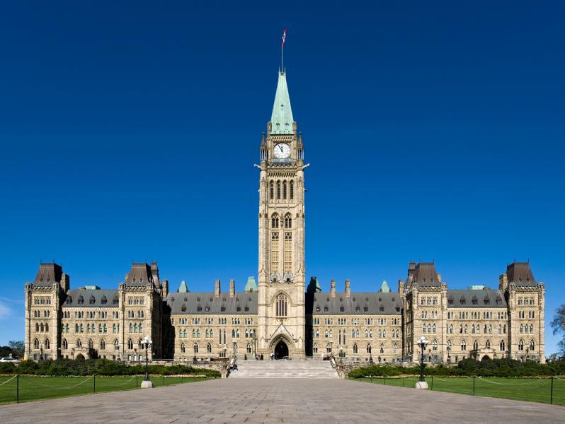 Parliament Hill - 15 Minute Walk