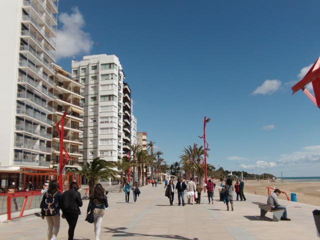 Vinaròs Paseo San Pedro  Playa del Fortí, holiday rental in Vinaros