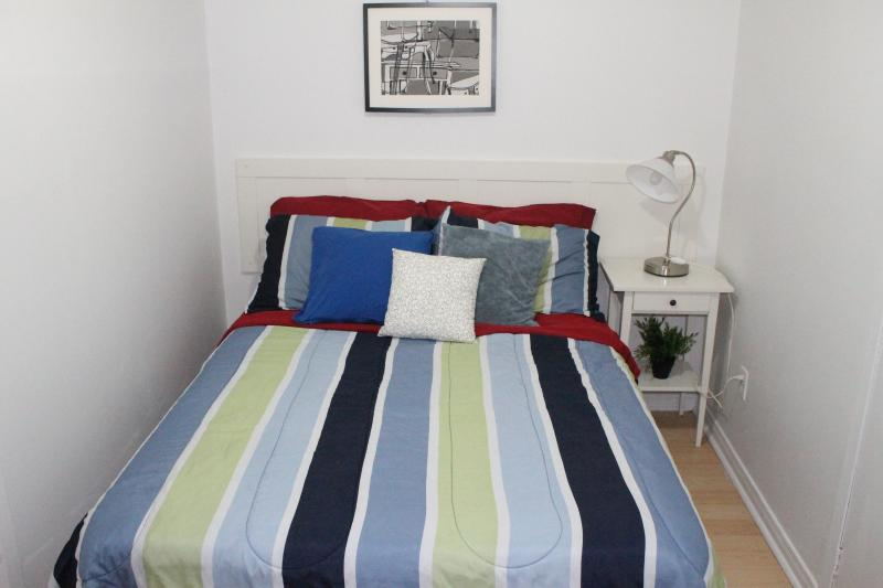 Bedroom #2 - Double Bed
