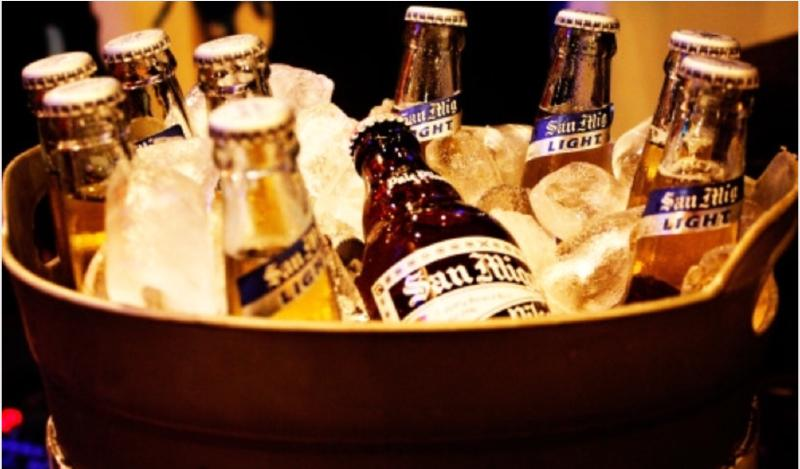 Try our local beer--normally comes in a bucket to enjoy with friends!