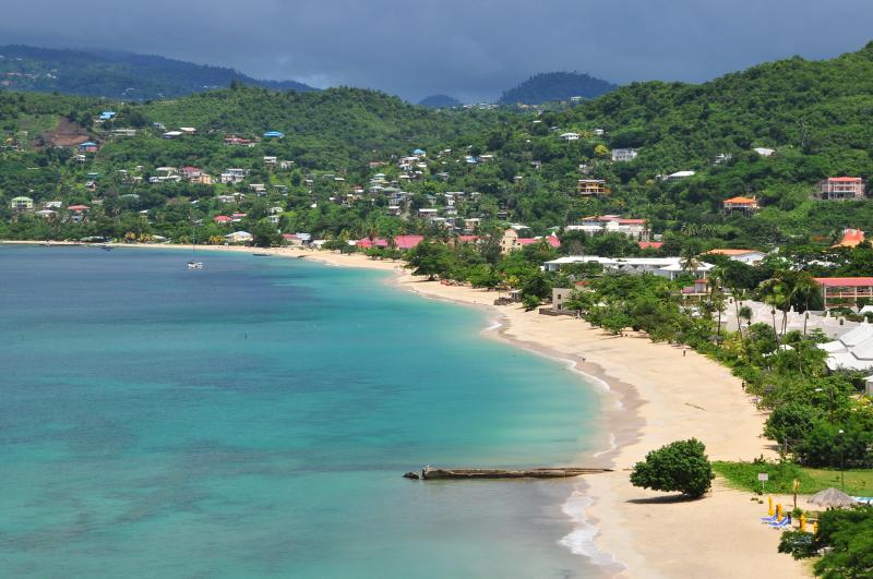 Grand Anse Beach - 15  minute drive from Comfort Stay