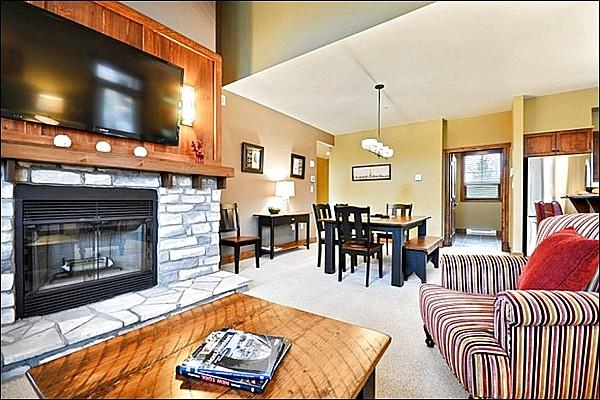 Tremblant Les Eaux - 223-3 (215554), holiday rental in Huberdeau
