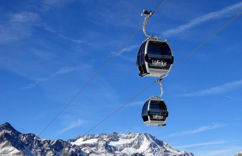 Ski Apartment, Valfrejus, French Alps, holiday rental in Valfrejus