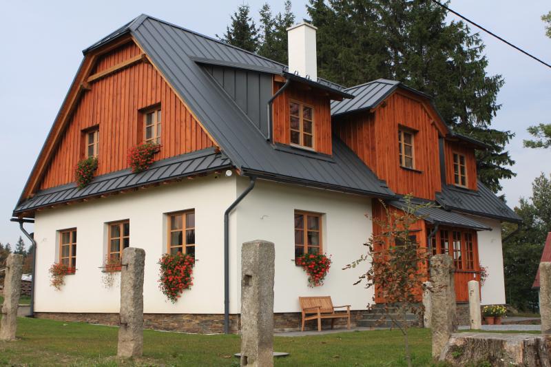 Horský apartmán Vyhlídka, holiday rental in Zlate Hory