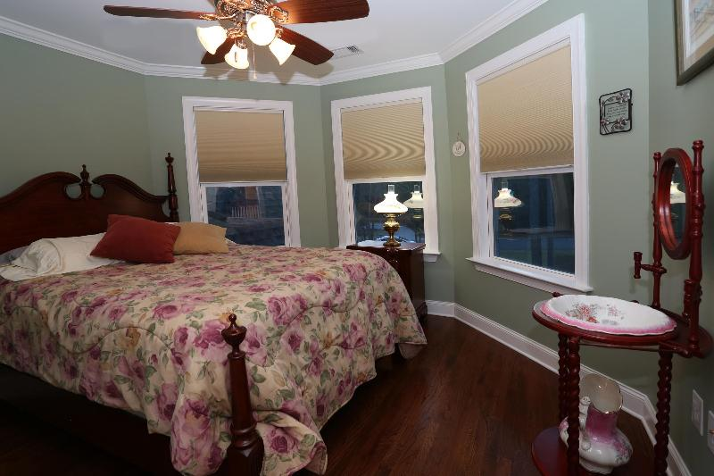 Turret bedroom