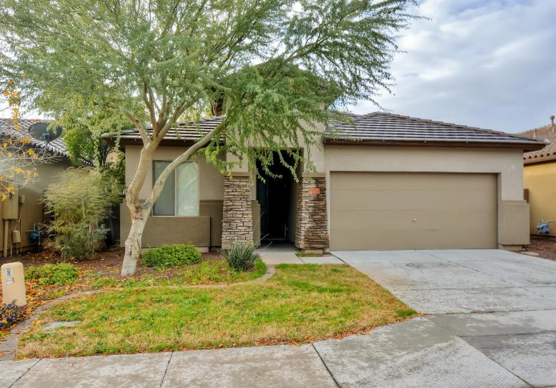 You're in for a treat when you reserve this delightful Surprise vacation rental home for your next Arizona retreat!