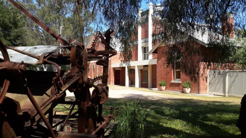 Springhurst Butter Factory- Unit 1, holiday rental in Wangaratta