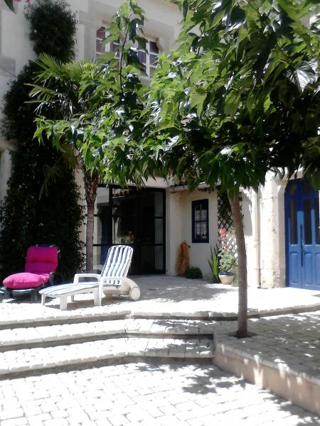 villa with private courtyard, vacation rental in Saint-Nazaire-d'Aude