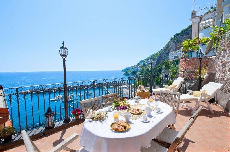 Afrodite, holiday rental in Amalfi