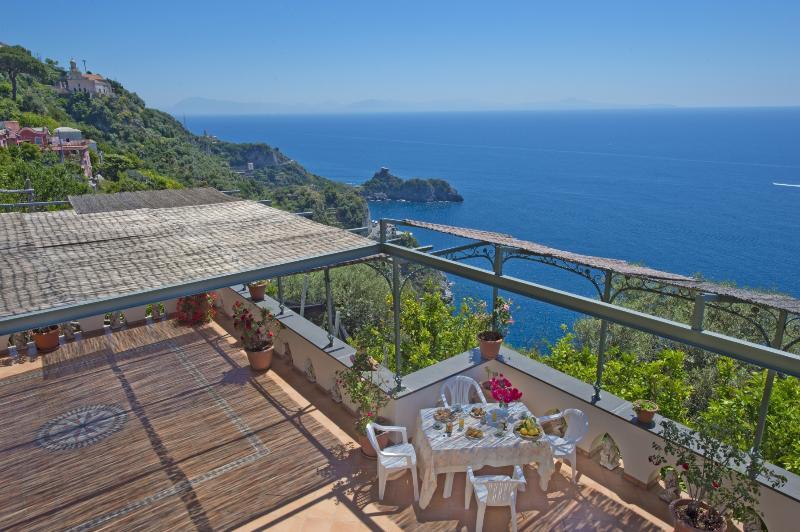 Casa Valentina, vacation rental in Fiordo di Furore