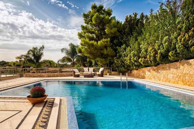 Heaven 8 Bedroom VIP Villa, holiday rental in Akrotiri