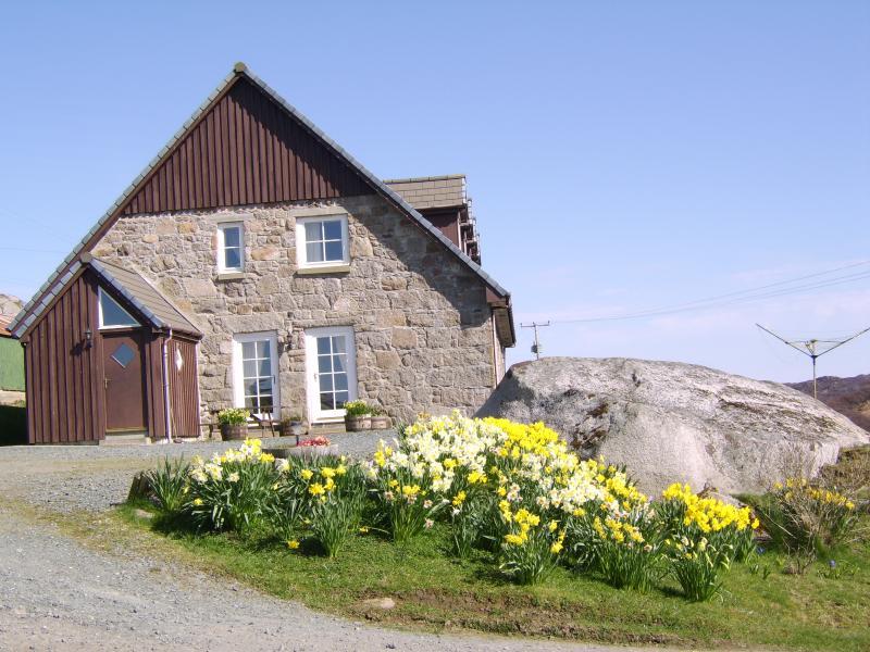 Spring at Ach-na-Brae