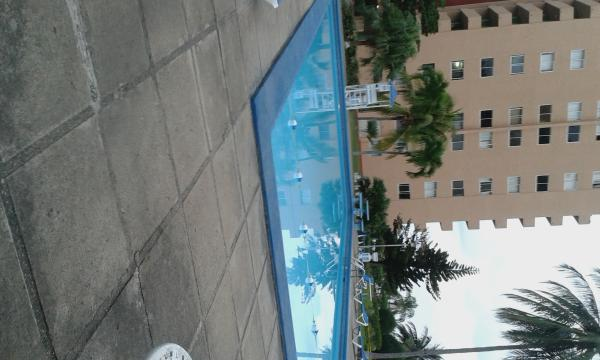 The pool is available for you to relax and chilax